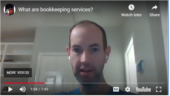 Bookkeeping Services YouTube
